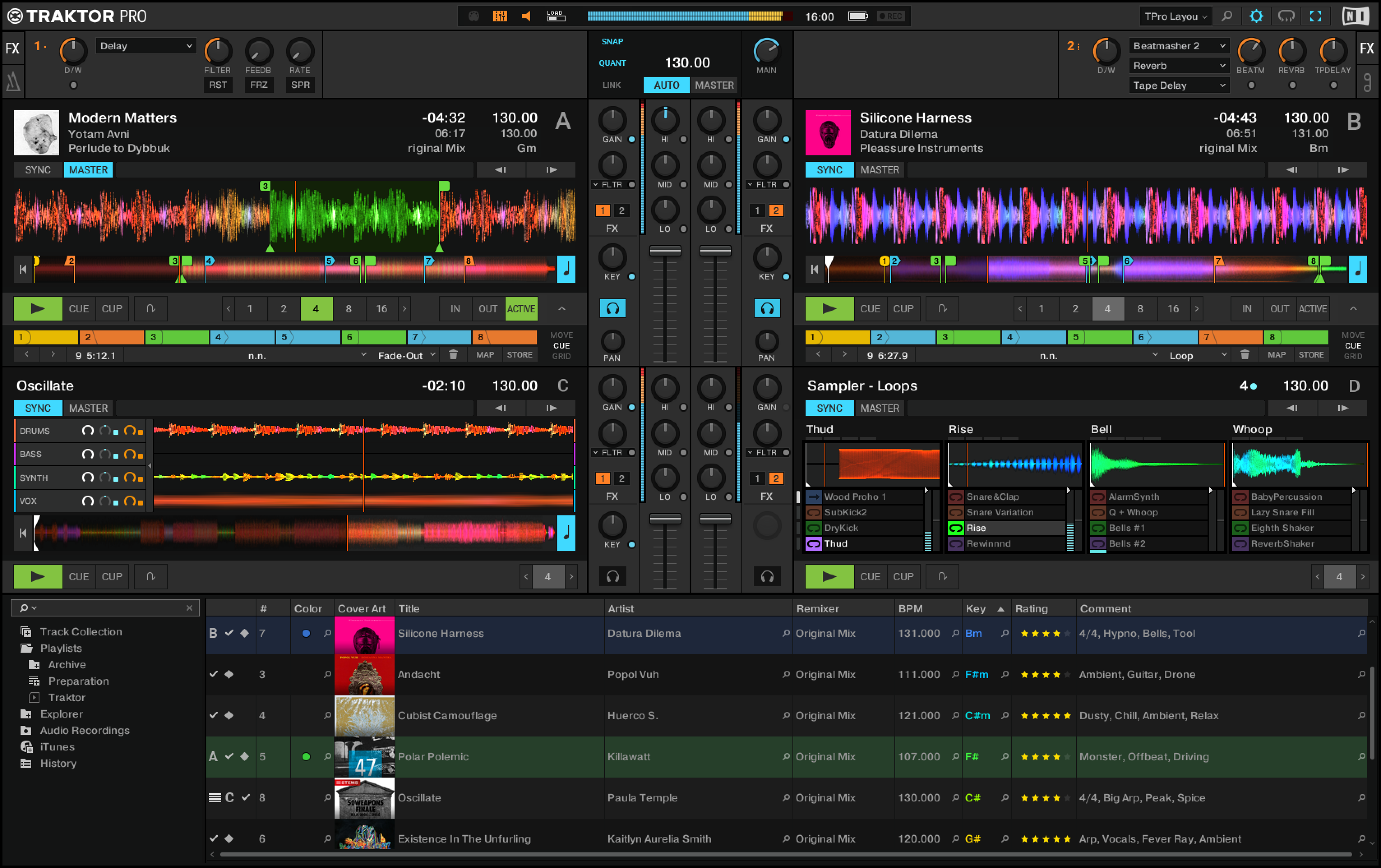 Traktor File Management Fixing Could Not Read Collection Playlist File Error
